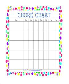 Blank Chart Template by 27 Blank Chart Templates Free Premium Templates