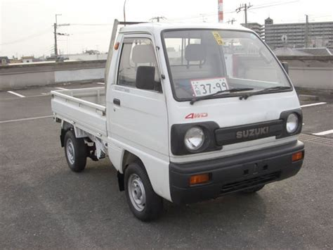 Suzuki Carry Up Suzuki Carry 4wd Up Picture 1 Reviews News