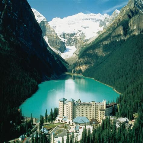 Find In Alberta Chateau Lake Louise Alberta