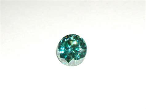 large blue moissanite gemstone catawiki