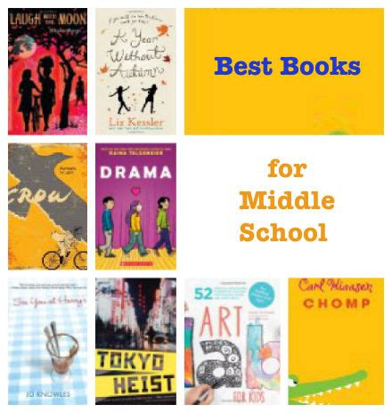 picture books for middle school 7th grade reading list pragmaticmom