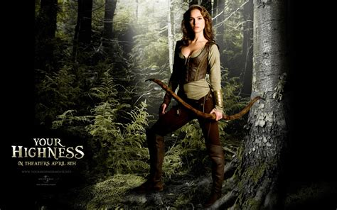 film fantasy hot natalie in your highness natalie portman wallpaper