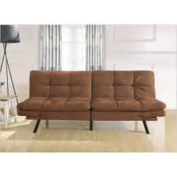 mainstays memory foam futon colors walmart