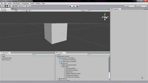 unity tutorial interface mengenal interface unity3d unitysteam