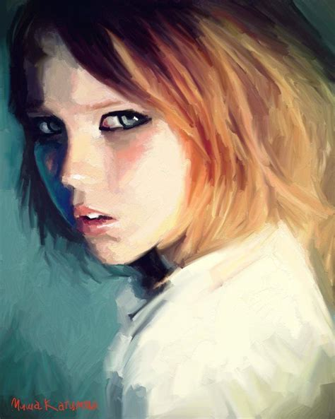 acrylic painting hair 1000 images about paint one on how to paint