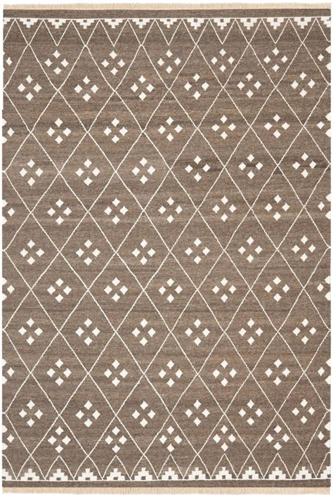 Safavieh Wool Rugs Rug Nkm316a Kilim Area Rugs By Safavieh