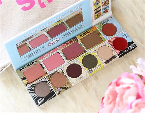 In The Balm Of Your thebalm reviews swatches and pictures on makeup and