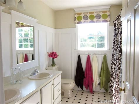 Bathroom Makeover Ideas On A Budget by Diy Home Improvement Budget Bathroom Makeover