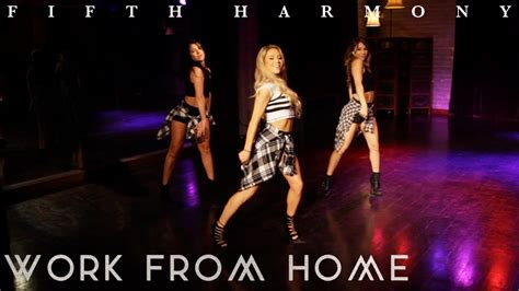 dance tutorial for worth it fifth harmony work from home ft ty dolla ign dance