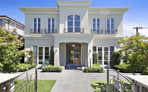 Mediterranean Home Designs love french styles discover the bordeaux home