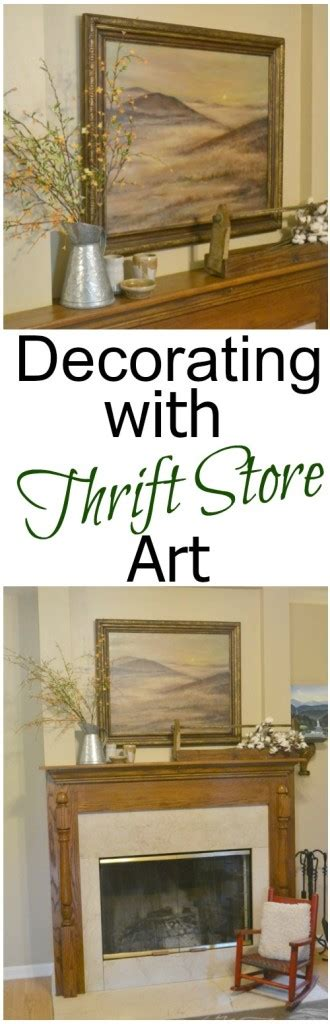 thrift home decor home decor thrift store decorating with thrift store art
