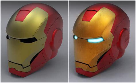 helmet design catia iron man helmet catia step iges solidworks 3d cad