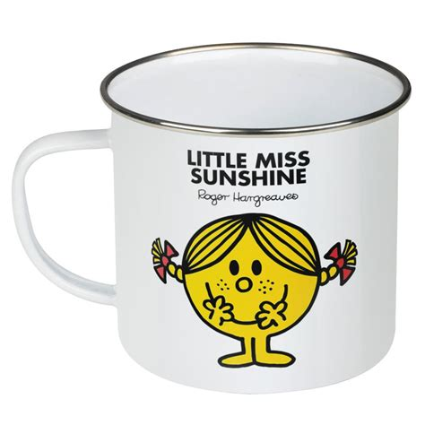 personalised little miss sunshine children s mug shop