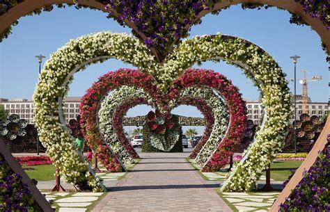 imagenes de jardines reales el jard 237 n m 225 s grande del mundo est 225 en dub 225 i fotos