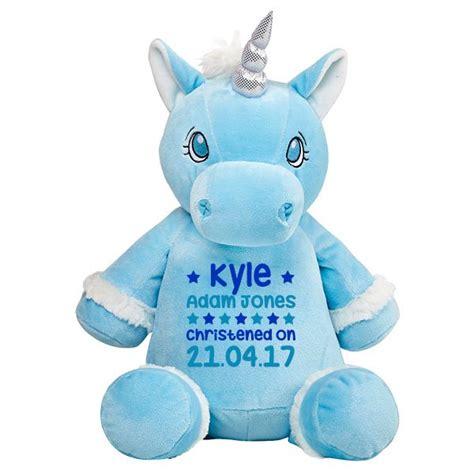 Unique Newborn Baby Boys Gifts Alised Blue Uni Rn