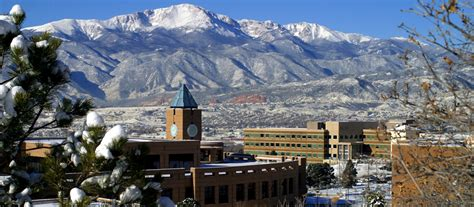 Colorado State Mba Roadmap by Of Colorado Colorado Springs Cumu