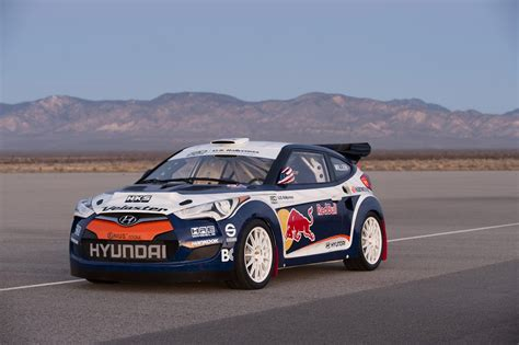 hyundai veloster drift hyundai veloster rally car by rhys millen racing