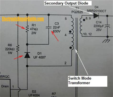 diode network electronic components