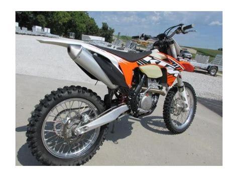 Ktm 350 Xc F For Sale 2011 Ktm 350 Xc F Dirt Bike For Sale On 2040motos