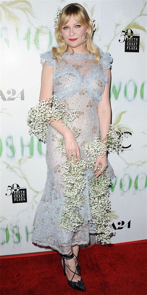 Ignorant Of The Day Kirsten Dunst by Best 20 Sheer Lace Dress Ideas On Lace Maxi