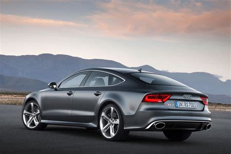Audi Rs 7 by Audi Rs 7 Sportback 2014 Cartype