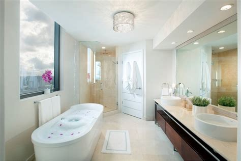 white spa bathroom 10 affordable ways to make your home look like a luxury hotel