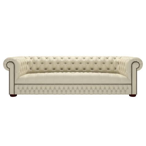 4 Seater Chesterfield Sofa Stanhope 4 Seater Sofa From Timeless Chesterfields Uk