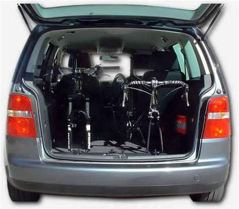 How To Transport Bike Without Rack by Bikeinside The Interior Bicycle Rack Bikes Transport
