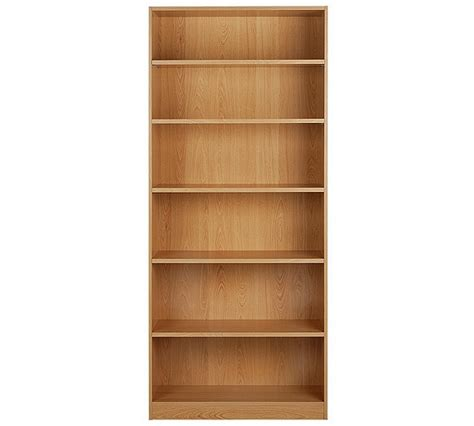 Argos Bookcase buy home maine and wide bookcase beech effect at argos co uk your