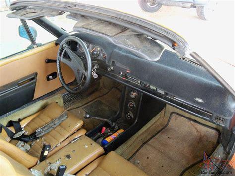 porsche 914 engine 1976 porsche 914 parts engine tansaxle 2 0 liter