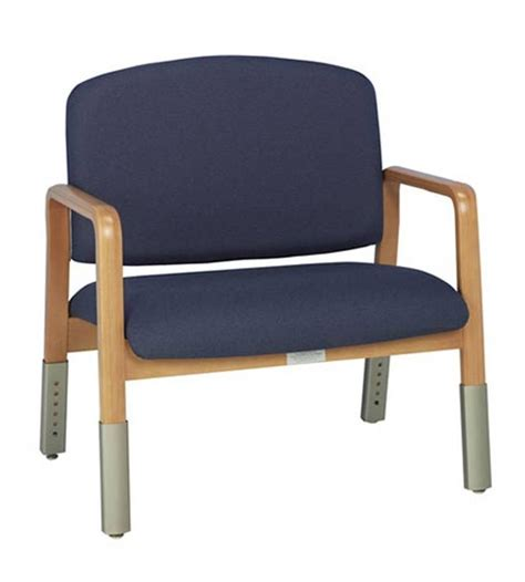 bariatric armchairs armchair bariatric doherty fixed height chablis