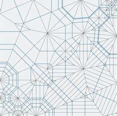 Origami Lines - p a t t e r n l o g o s on logo design logo