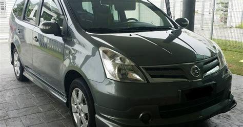 Cermin Kereta Nissan Grand Livina grand livina untuk disewa by kereta sewa shah alam