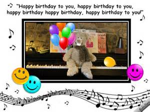 singing birthday cards for children singing birthday free smile ecards greeting cards