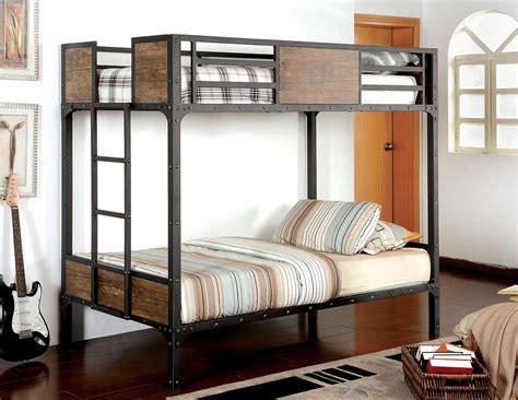industrial bunk beds industrial metal bunk kids furniture in los angeles
