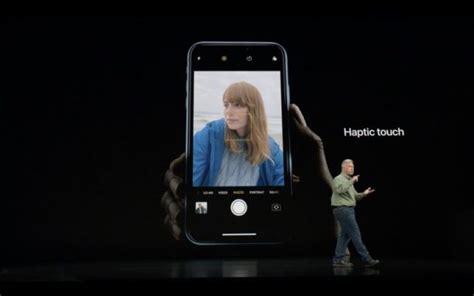 iphone xr l haptic touch verr 224 liato in futuro iphone italia