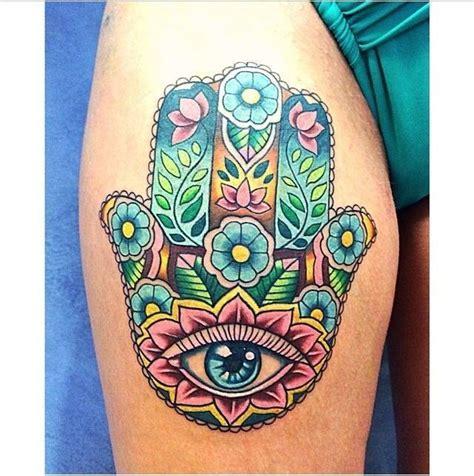 hamsa tattoo hand up or down 44 inspirational hamsa tattoo designs that hold spiritual