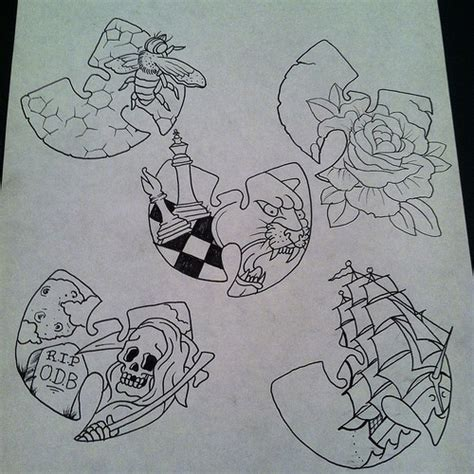 wu tang tattoo designs wu tang clan disciples wu thursday 195
