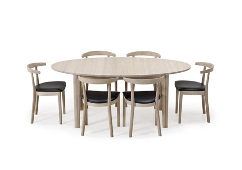 a new type of dining chair in the skovby collection