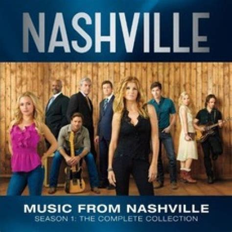 country music cs nashville the music of nashville season 1 the complete collection