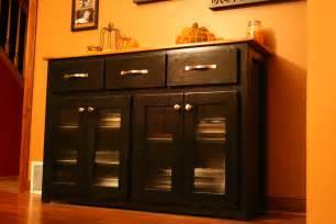 Kitchen Buffet Cabinets Ana White Kitchen Buffet Diy Projects