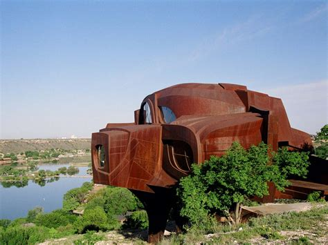 The Steel House Ransom Canyon Tx Usa Strange Weird Wonderful And Cool Buildings
