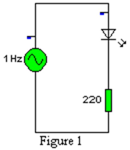 resistance diode electroluminescente simulation en 233 lectricit 233 logiciel quot crocodile quot