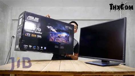 asus mg279q gaming monitor freesync 144hz ร ว ว by thxcom 4k