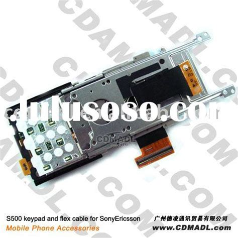 Sony Ericson S500 Sliding Ori cable for pcb cable for pcb manufacturers in lulusoso