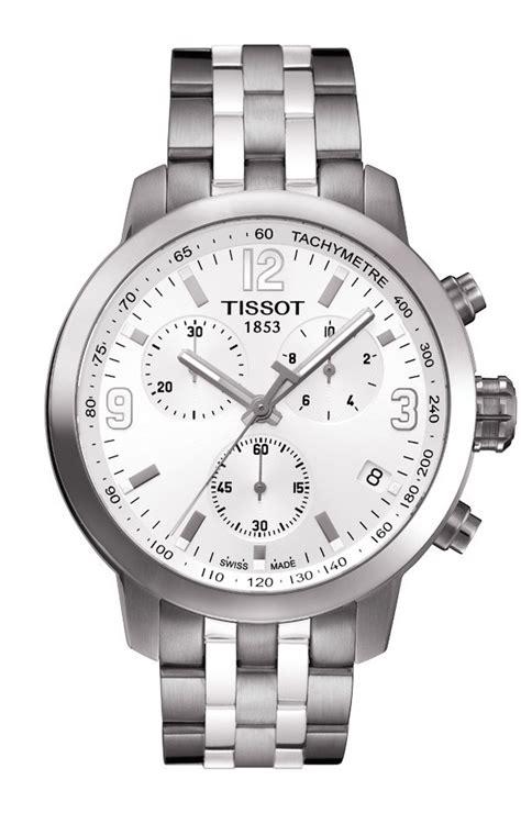 Tissot V8 T1064171105100 Swiss Made Original tissot v8 quartz chronograph t1064171105100
