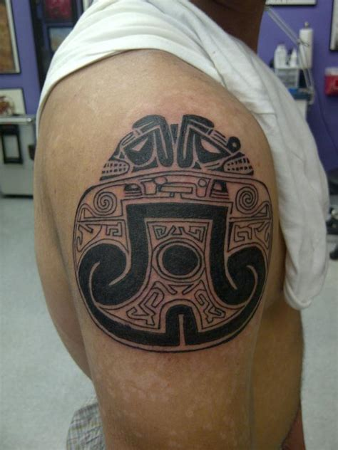 taino indian tribal tattoos taino arawak tribal by dave shabazz tattoonow