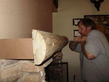 How To Mount Fireplace Mantel by Place Mantels