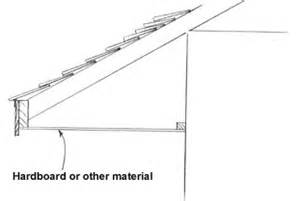 Attic Design soffits up close extreme how to