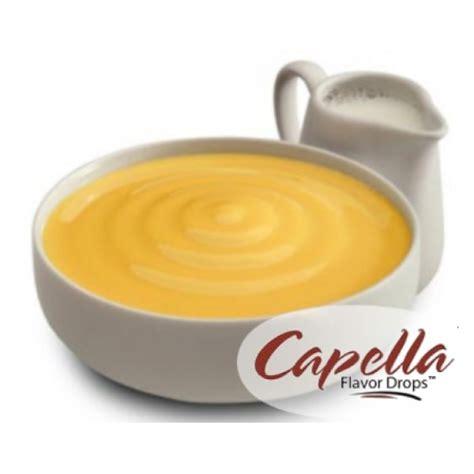 Capella 250ml Vanilla Flavor Repak capella vanilla custard v1 flavor drops concentrates